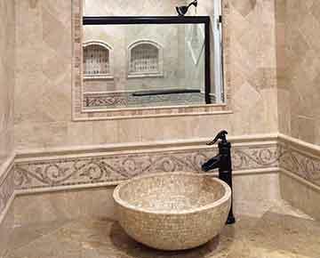 Design of modern sink
