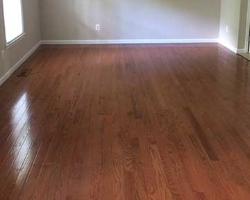 wood flooring renovation