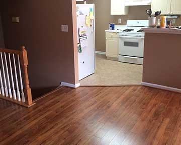 Interior Floor Installation