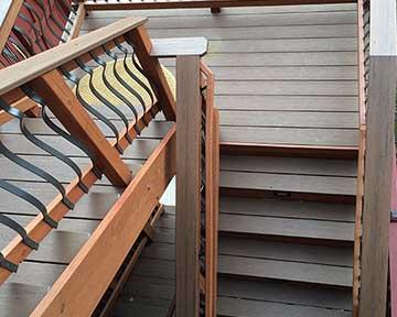 Hardwood Deck Finishes